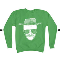 Heisenberg Sweatshirt | Breaking Bad Clothing | Breaking Bad Sweater