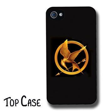 iPhone 4 and iphone 4s case with Hunger Games by TopCase on Etsy