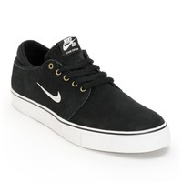 Nike SB Zoom Team Edition Black & White Skate