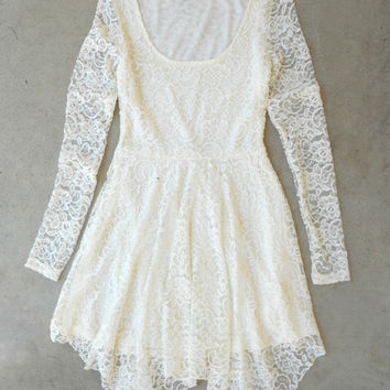 Starlight Lace Dress