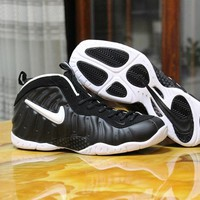 Nike Air Foamposite One Black/White Sneaker Size US8-13