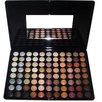 Hot Sale New Makeup Warm Pro 88 Full Color Eyeshadow Palette Eye Beauty Cosmetics Make up Set #1703 = 1753266820