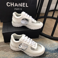 Chanel Women Fashion Run Sneaker