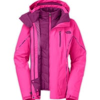 The North Face Women's Activities Skiing WOMEN'S SOFIANA TRICLIMATE® JACKET
