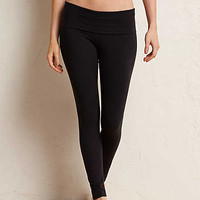 Aerie Chill Crop, True Black
