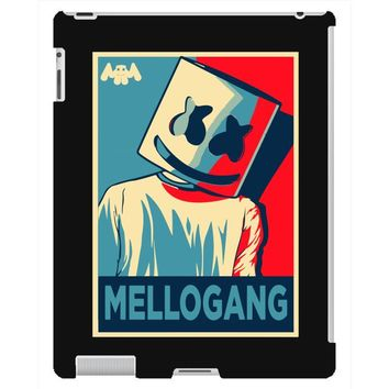 marshmello hope poster iPad 3 and 4 Case