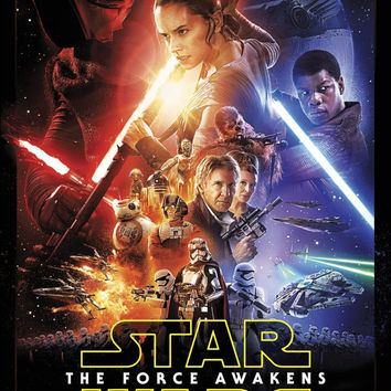 Star Wars The Force Awakens Novelization Ebook with Pdf Epub Mobi