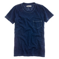 Indigo Ink Pocket Tee