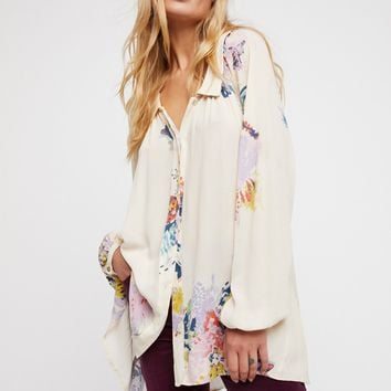 Free People Meadow Lark Buttondown