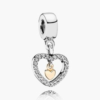 Women's PANDORA 'Forever in My Heart' Charm