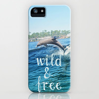 Wild & Free iPhone Case by Beth - Paper Angels Photography | Society6