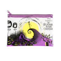 The Nightmare Before Christmas Clear Pencil Case