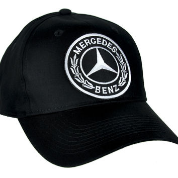 Mercedes Benz Hat Baseball Cap Alternative Clothing Grunge