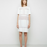 Mesh T-Shirt Dress by Public School