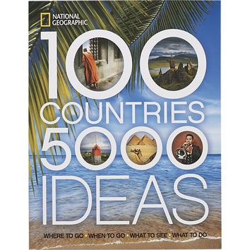 """100 Countries, 5,000 Ideas"" in Travel, Bags, Carts 