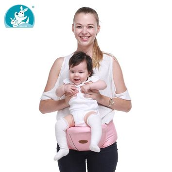 Ergonomic Baby Carrier Waist Stool Walkers Baby Sling Hold Waist Belt Backpack Hipseat Belt Kids Infant Hip Seat 0-36M toddler