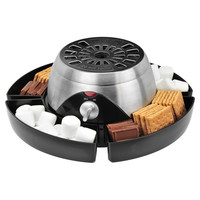 You should see this Smores Maker in Stainless Steel on Daily Sales!