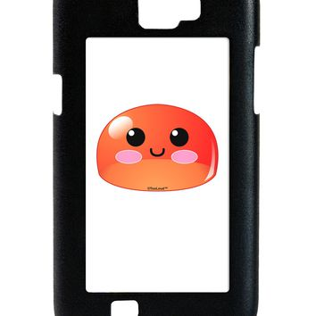 Cute RPG Slime - Red Galaxy Note 2 Case  by TooLoud