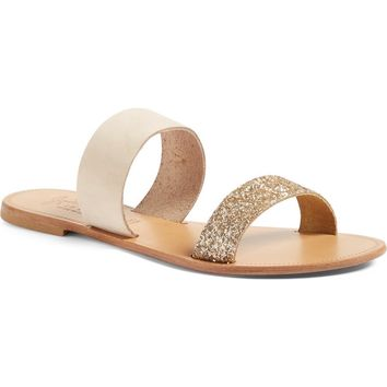 Joie a la Plage 'Sable' Leather Slip-On Sandal (Women) | Nordstrom