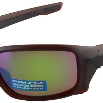 Oakley Straightlink Sunglasses OO9331-06 Rootbeer | Prizm Shallow H20 Polarized