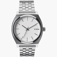 Nixon Time Teller Watch White One Size For Men 25994915001