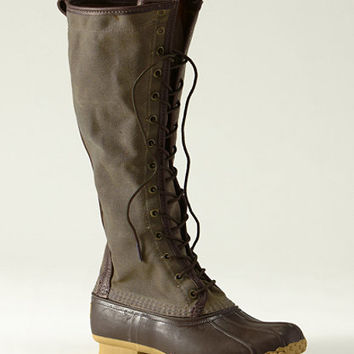 b26c765249a18 Signature Women s Waxed-Canvas Maine Hunting Shoe