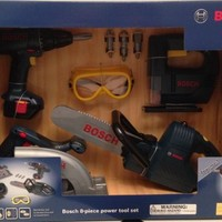 Bosch mini 8-piece Toy Power Tool Set