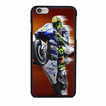 valentino rossi standing iphone 6 6s 4 4s 5 5s 6 plus cases