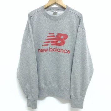 DCCKUN2 Vintage New Balance Sweatshirt / New Balance T Shirt / New Blance Jacket / Sweater / Pull Over