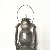 Antique No. 2 D-Lite NY. Lantern
