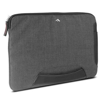 Brenthaven Collins Secure Grip Sleeve Case for Microsoft Surface 3 Graphite (Open Box)