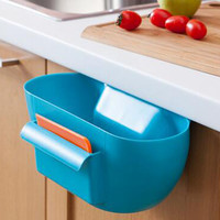 Kitchen Cabinet Trash Storage Box