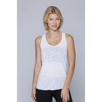 Carmine Tank-WHITE - Tops - WOMEN