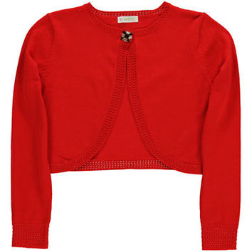 Kc Parker Girls 7-16 Sweater Shrug