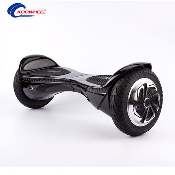 "2016 Koowheel 8"" bluetooth hoverboard skateboard air 2 wheels self balancing electric scooter hover boards Christmas gift"