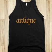 Antique Tank - shine on