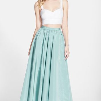 Women's Jill Jill Stuart Faille Two-Piece Ballgown,