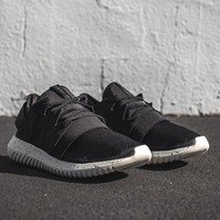 ADIDAS ORIGINALS WOMENS TUBULAR VIRAL - CORE BLACK/WHITE – PACKER SHOES