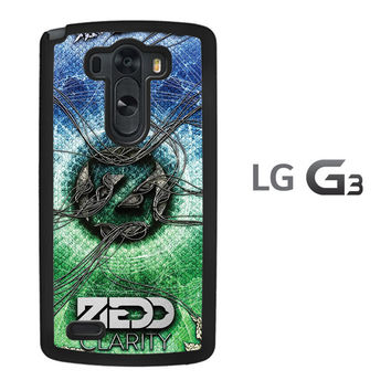 Zedd Clarity Cover A0808 LG G3 Case