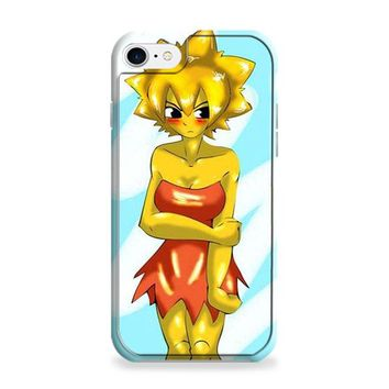 Lisa Simpsons Art iPhone 7 | iPhone 7 Plus Case