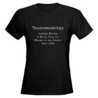 Shadowhunters Tee on CafePress.com