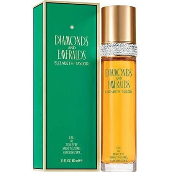 Diamonds and Emeralds by Elizabeth Taylor for women