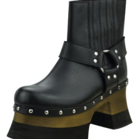 Feel the Funk! Leather Boots