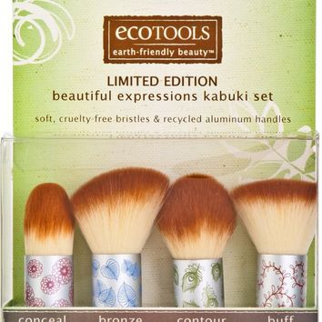 Eco Tools Limited Edition Beautiful Expressions Kabuki Set Ulta.com