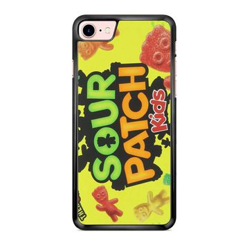 Sour Patch Kids Candy Package Front iPhone 7 Case