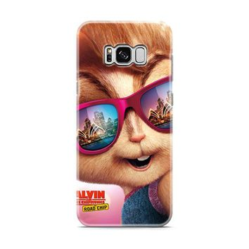 Alvin And The Chipmunks The Movies Glasses Sydney Samsung Galaxy S8 | Galaxy S8 Plus Case