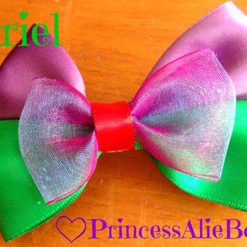 Disney's The Little Mermaid Princess Ariel Bow