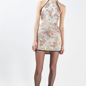 Eastern Halter Dress by Topshop Finds | Topshop