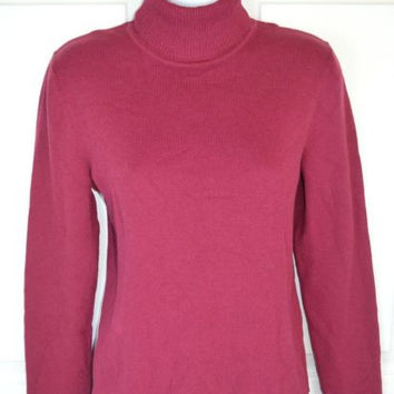 Sm Med White Sweater Top Adore Deep V-Neck Front and Back