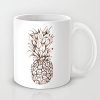 Pineapple Mug by Turn North Press